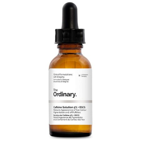 The Ordinary Caffeine Solution 5% + EGCG - 30ml