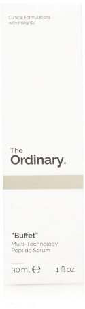 The Ordinary Buffet - 30ml