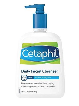 Cetaphil Daily Facial Cleanser - 473ml