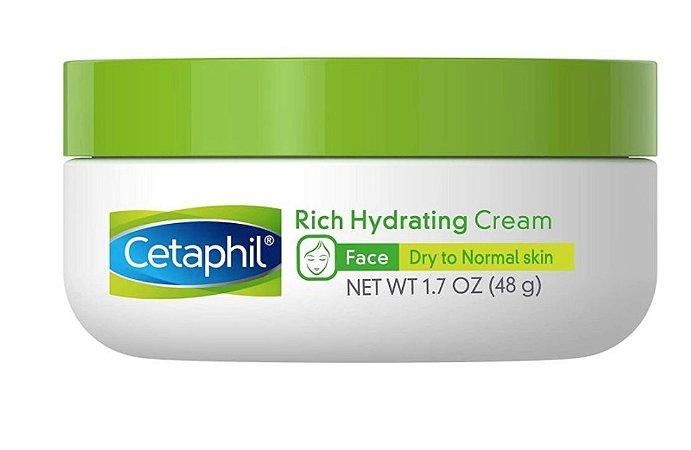 Cetaphil Rich Hydrating Cream - 48g