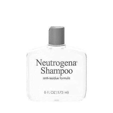 Neutrogena Shampoo Anti-Resíduo Clarificante Suave - 175ml