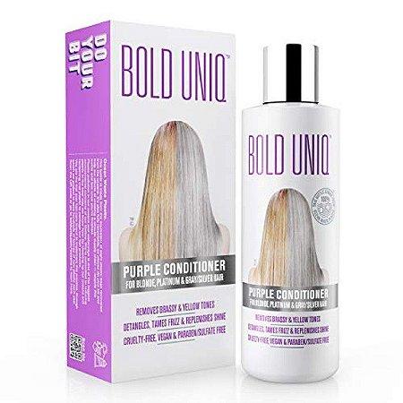 B Uniq Shampoo Roxo Revitaliza Silver - 250ml