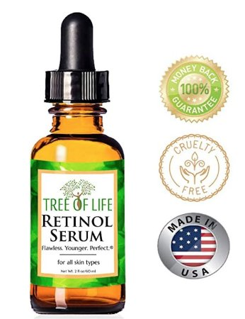 Tree of Life Retinol Serum Antienvelhecimento - 60ml