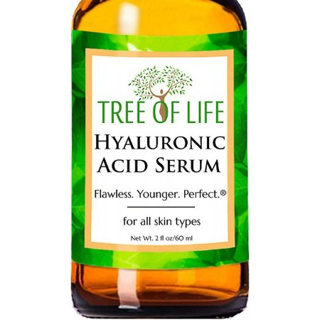 Tree Of Life Hyaluronic Acid Serum for Skin - 60ml