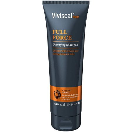 Viviscal Shampoo Man Fortificante Full Force - 250ml