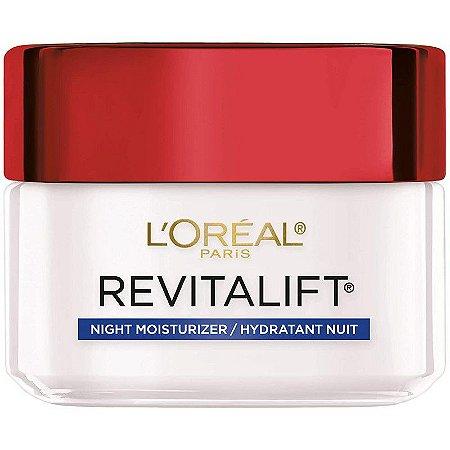 L'Oreal Paris Revitalift Anti-Wrinkle Firming Night Moisturizer - 48g
