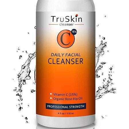 TruSkin Daily Facial Cleanser Vitamin C 15% - 118ml