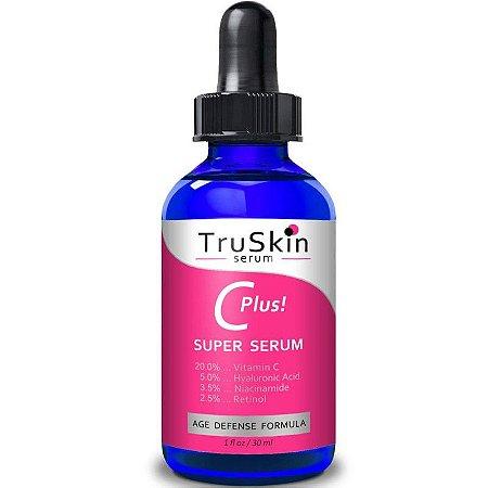TruSkin Serum Vitamin C-Plus Super Serum - 30ml