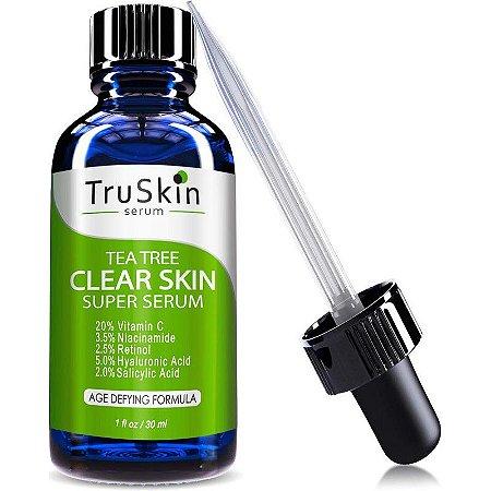 TruSkin Serum Tea Tree Clear Skin Serum - 30ml