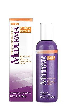 Mederma Quick Dry Oil - 100ml