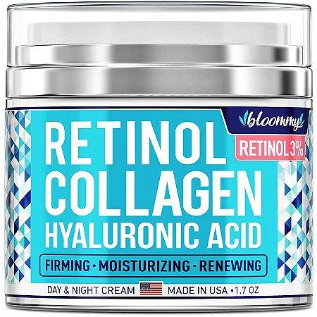 Bloommy Retinol Collagen Hyaluronic Acid - 50ml