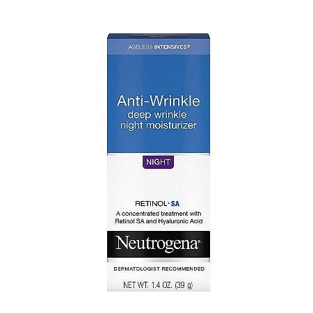 Neutrogena Ageless Intensives Anti-Wrinkle Retinol Cream - 39g