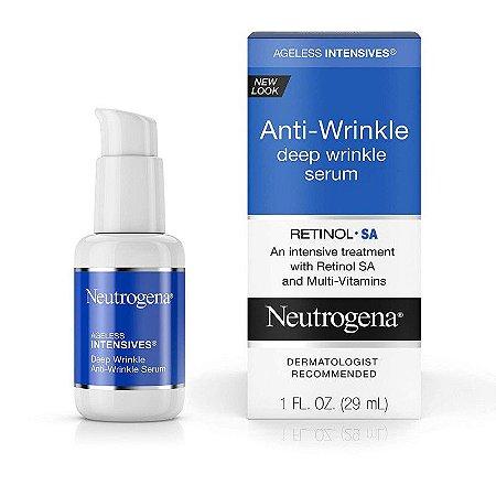 Neutrogena Ageless Intensives Anti-Wrinkle Retinol Serum - 29ml