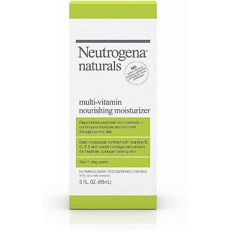 Neutrogena Naturals Multi-Vitamin Nourishing Daily Face - 88ml