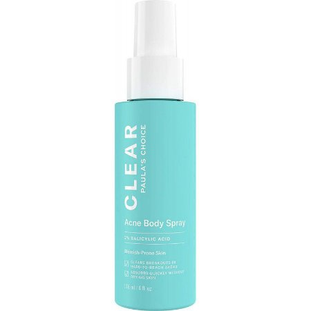 Paula's Choice Clear Acne Body Spray 2% Salicylic Acid - 118ml