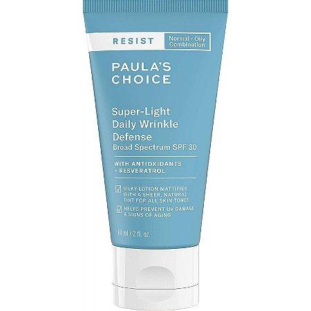 Paula's Choice Resist Super-Light Daily Wrinkle Defense SPF 30 - 60ml
