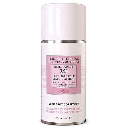 Divine Derriere Hydroquinone 2% Skin Lightener BHA Treatment - 30ml