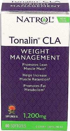 Natrol Tonalin CLA Weight Management 1,200mg - 60 Softgels