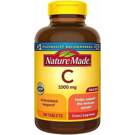 Nature Made Vitamin C 1000 mg - 300 Tablets