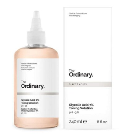 The Ordinary Glycolic Acid 7% Toning Solution - 240ml