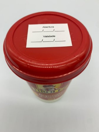 Etiqueta Validade simples - 300 unidades