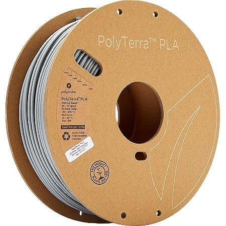 Polyterra PLA Grey Fossil 2,85mm 1Kg