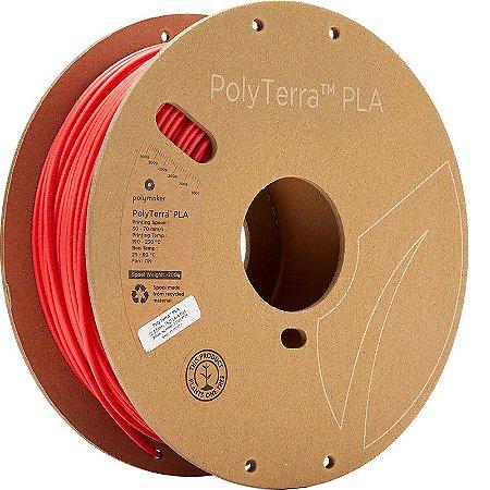Polyterra PLA Lava Red 2,85mm 1Kg