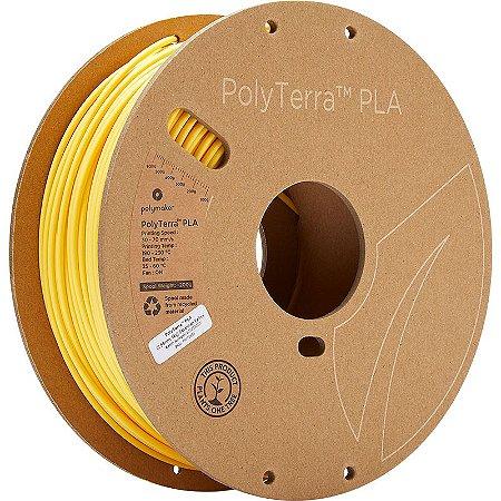 Filamento PLA Savannah Yellow 2,85mm 1Kg Polyterra