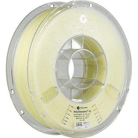 Filamento PVA 1,75mm 0,75Kg Polydissolve S1