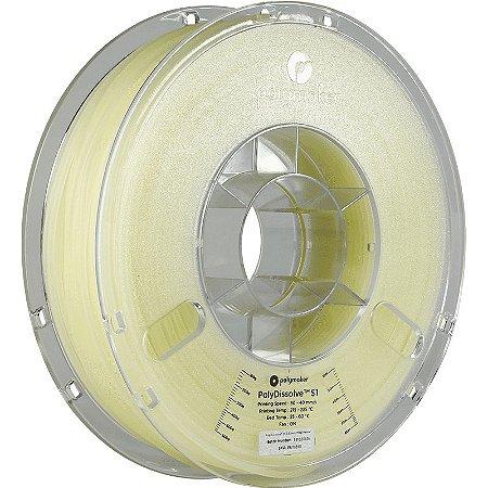 Filamento PVA 2,85mm 0,75Kg Polydissolve S1