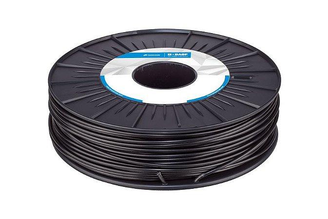 Filamento ABS BLACK 1,75mm 0,75KG BASF