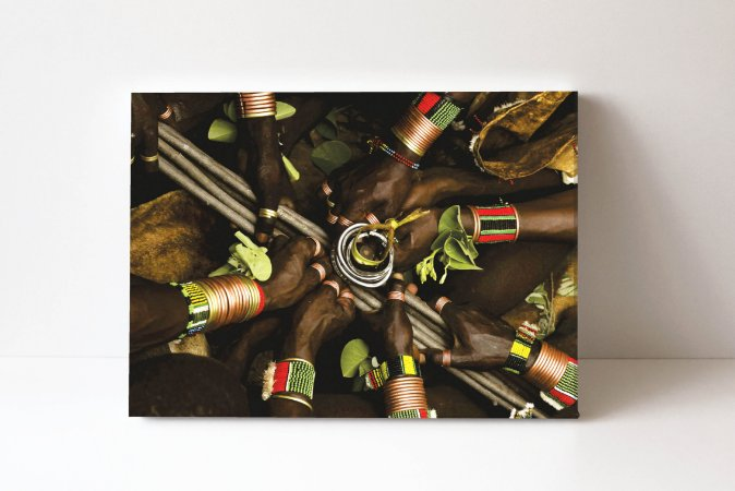 Quadro em Canvas Africa 2