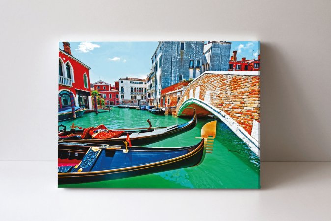 Quadro em Canvas Veneza Norte da Itália