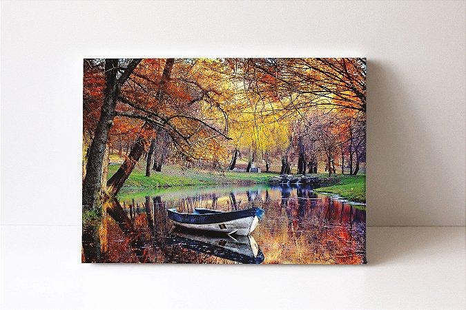 Quadro em Canvas Imagem 3D de paisagem