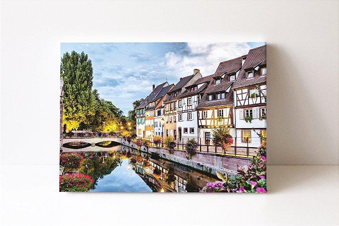 Quadro em Canvas La Petite Venise em Colmar