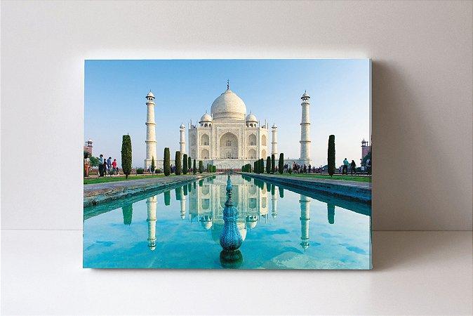Quadro em Canvas Taj Mahal