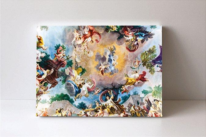 Quadro em Canvas Céu