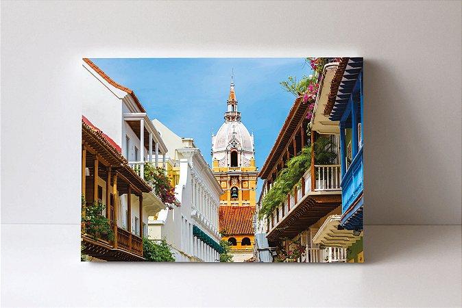 Quadro em Canvas Catedral de Santa Catalina de Alejandría