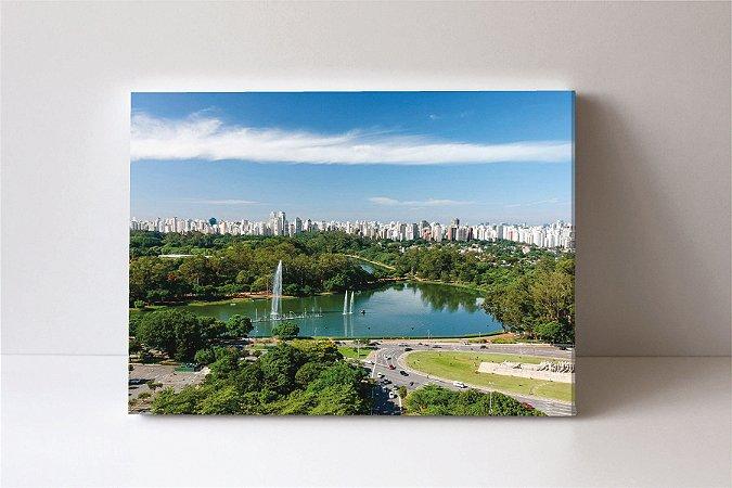 Quadro em Canvas Parque do Ibirapuera