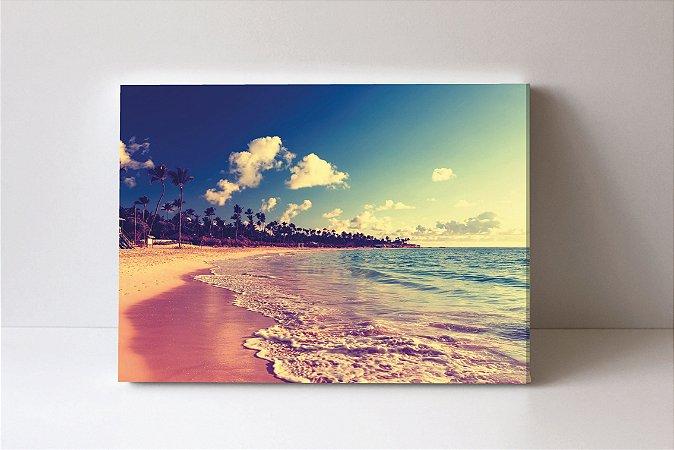 Quadro em Canvas Praia 2
