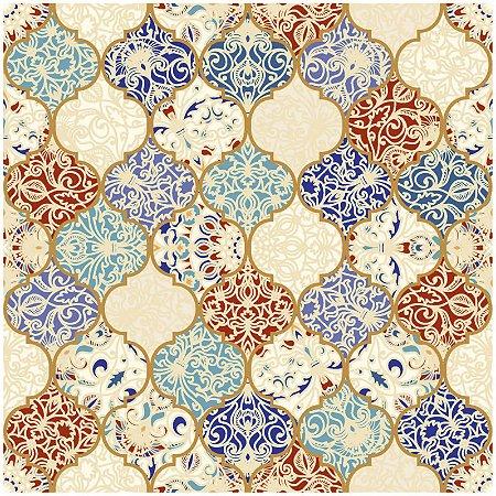 Adesivo de Azulejo Multicor