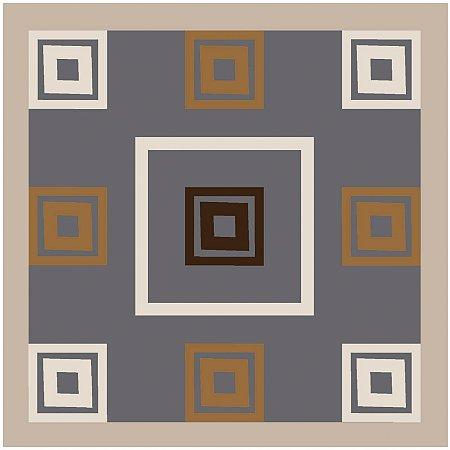 Adesivo de Azulejo Quadrados Egipcios