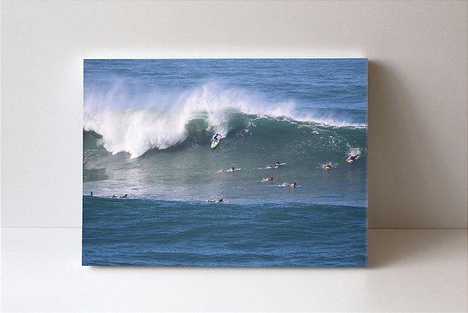 Quadro em Canvas foto wellington