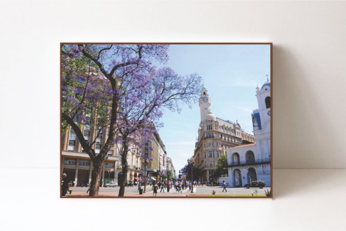 Quadro em Canvas Cabildo de Buenos Aires