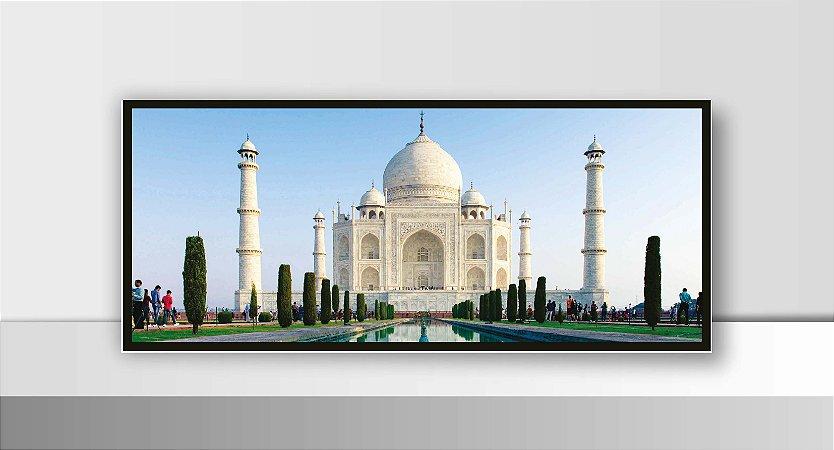 Quadro 2x1 Taj Mahal