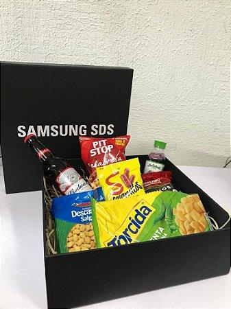 Caixa corporativa Samsung SDS
