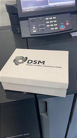 Caixa corporativa DSM