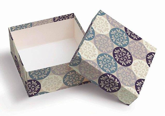 Caixa Quadrada 422