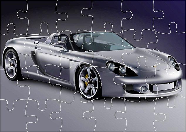 Quebra Cabeça Porsche