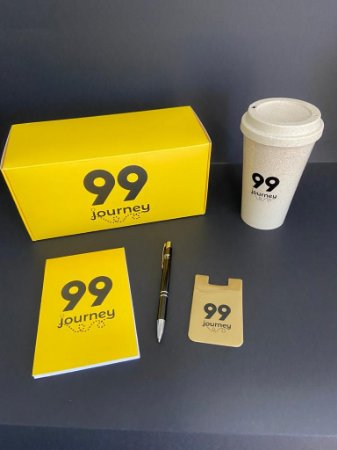 Caixa corporativa Kit 99 Onboarding